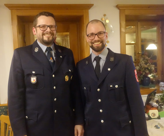 JHV Freiwillige Feuerwehr Schonstett